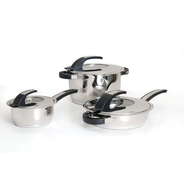 Virgo 6 Piece Cookware Set by BergHOFF International