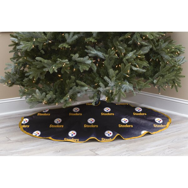NFL Christmas Tree Skirt by Pegasus Sports