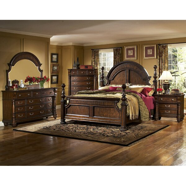 Bainbridge Panel Configurable Bedroom Set by Fairfax Home Collections