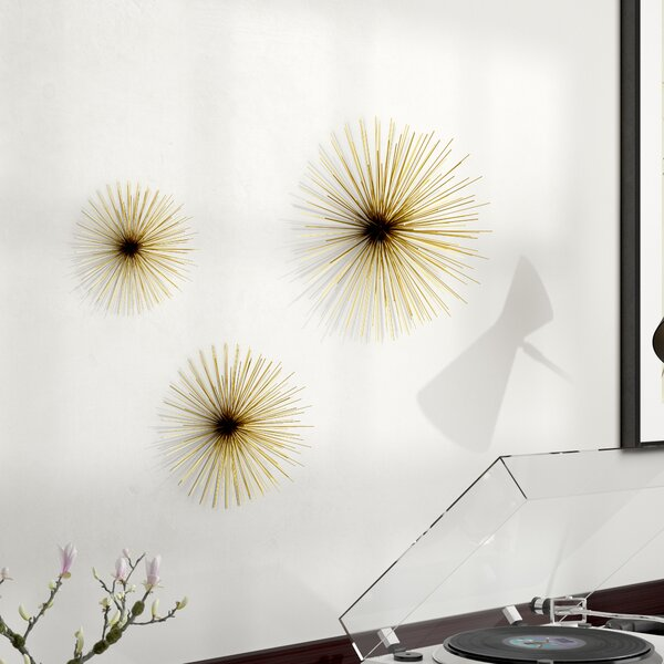 Wall Flowers Wall Décor by Corrigan Studio