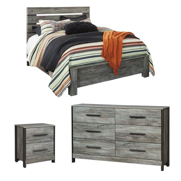Fuller Standard Configurable Bedroom Set by Loon Peak