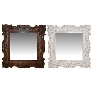 Charlton Home Jennings Accent Mirror (Set of 2)