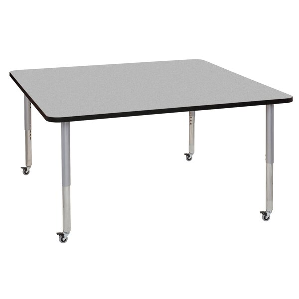 Contour Thermo-Fused Adjustable Activity Table by ECR4kids