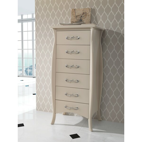 Weldon 6 Drawer Chest by Rosdorf Park