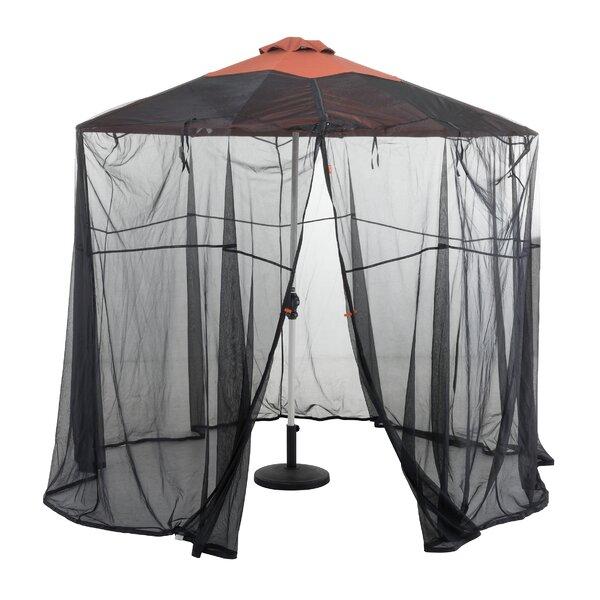 Cabott Patio Umbrella Net by Freeport Park