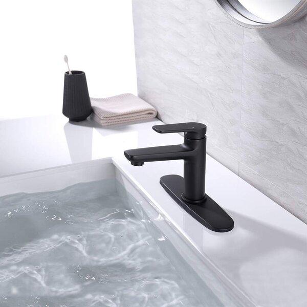Single Hole Bathroom Faucet By MODLAND
