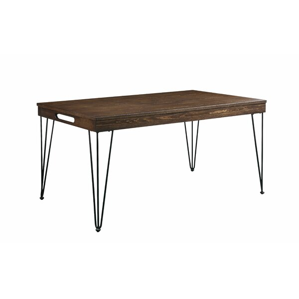 Maximilian Dining Table by 17 Stories