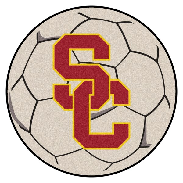 NCAA University of Southern California Soccer Ball by FANMATS