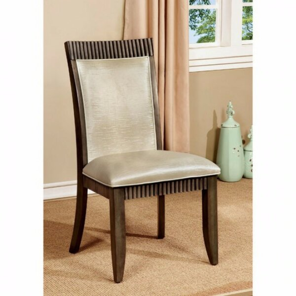 Alwin Upholstered Dining Chair (Set of 2) by Darby Home Co