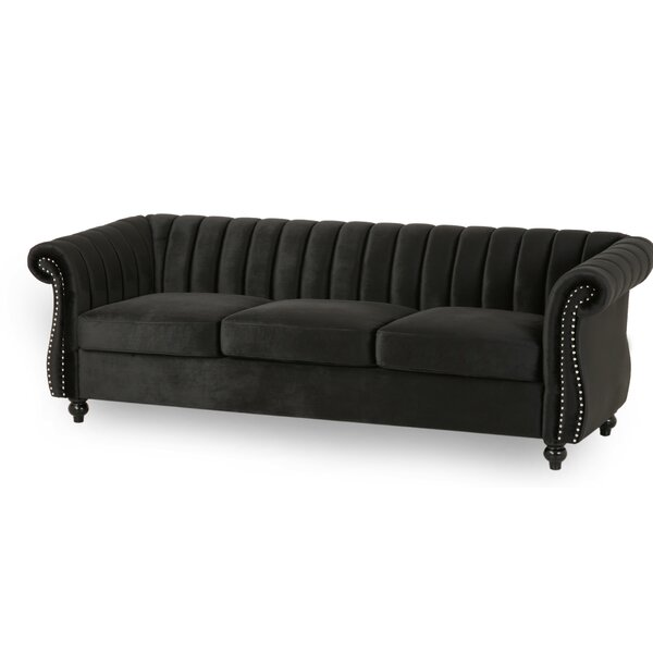 Get Great Fleury Sofa by House of Hampton by House of Hampton