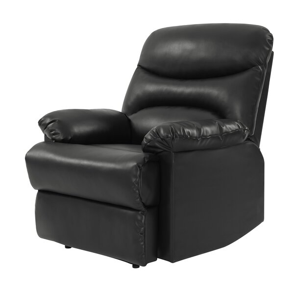 Rabideau Manual Wall Hugger Recliner by Andover Mills