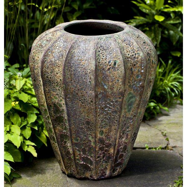 Amplas Terracotta Pot Planter by Bloomsbury Market