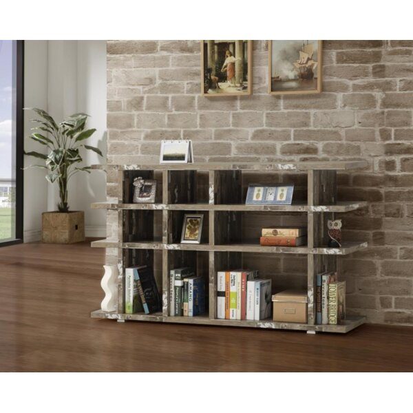 Lovelace Standard Bookcase by Gracie Oaks