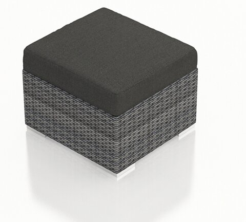 District Ottoman with Cushion by Harmonia Living