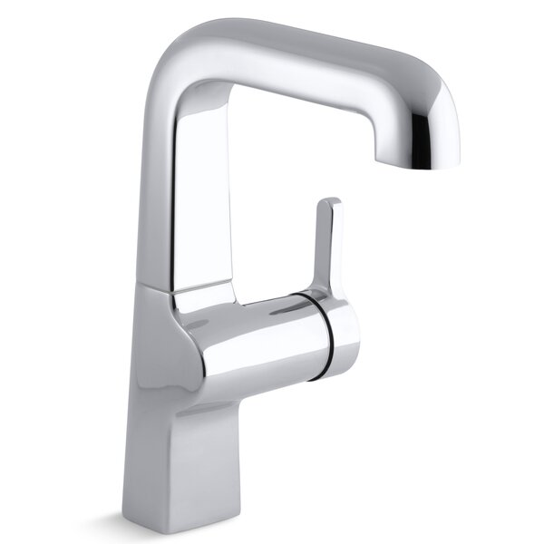 Evoke Single-Hole Kitchen Sink Faucet with 7 Spout by Kohler