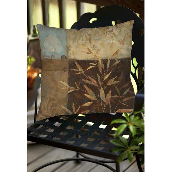 Amie Indoor/Outdoor Throw Pillow by Fleur De Lis Living