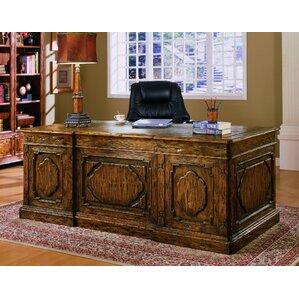 burgundy file cabinet executive desk
