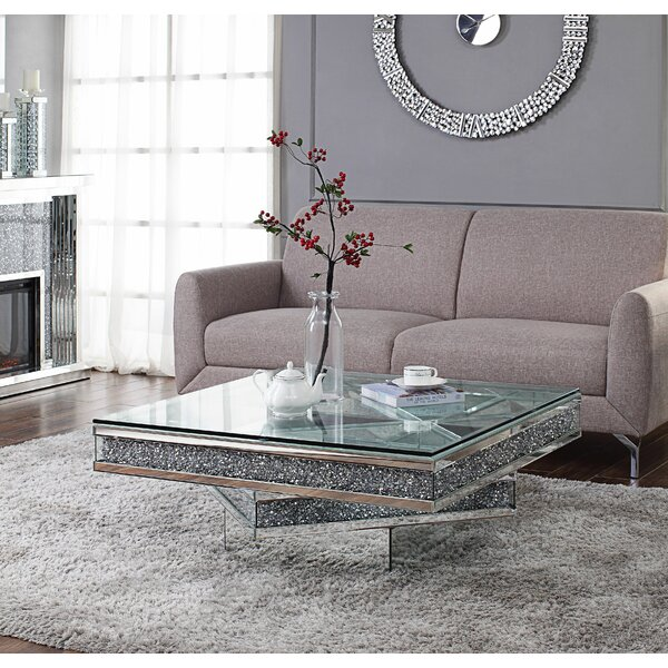 Vaughan Coffee Table By House Of Hampton