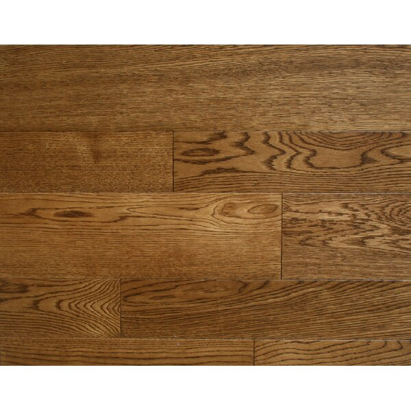 Oberlin 5 Solid Oak Hardwood Flooring in Oak by Alston Inc.