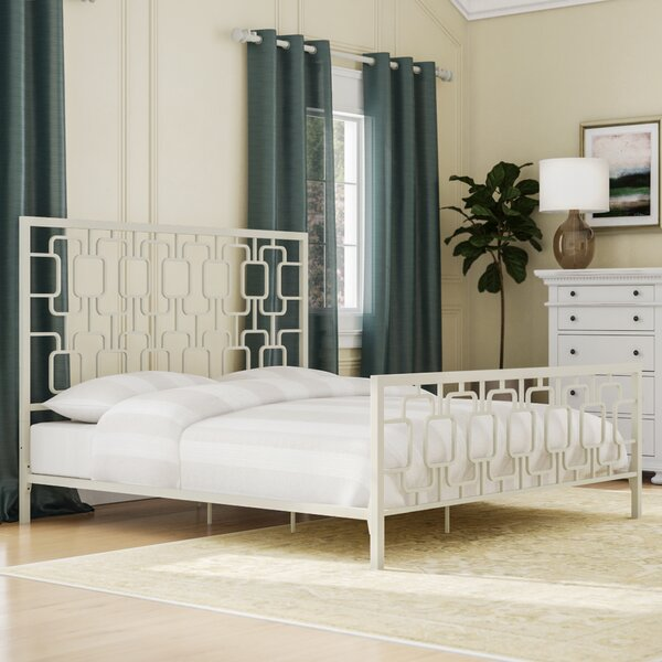 Orona Standard Bed by Ebern Designs