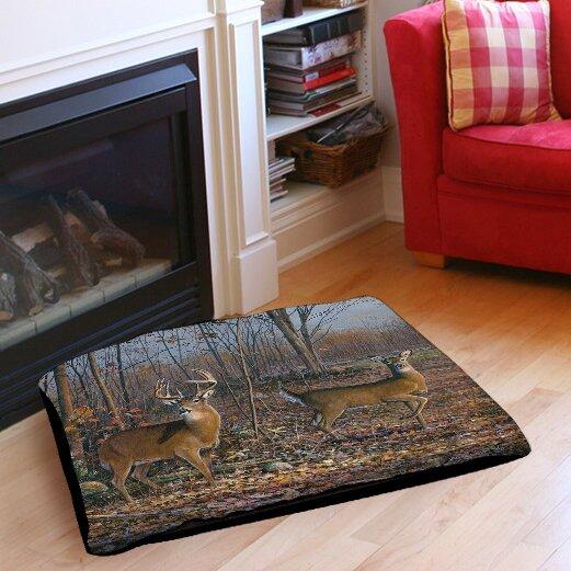 Lovers Lane Indoor/Outdoor Pet Bed by Manual Woodworkers & Weavers