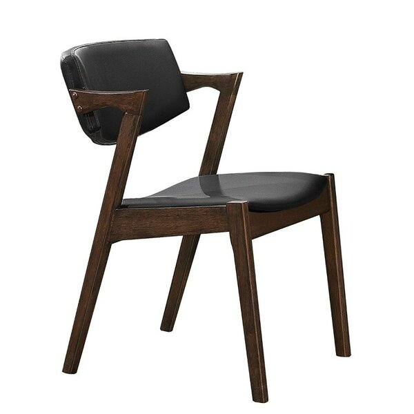 Beiler Upholstered Dining Chair (Set of 2) by George Oliver