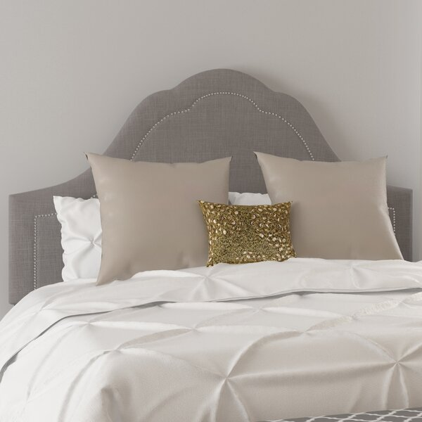 Kilpatrick Upholstered Standard Bed by Willa Arlo Interiors