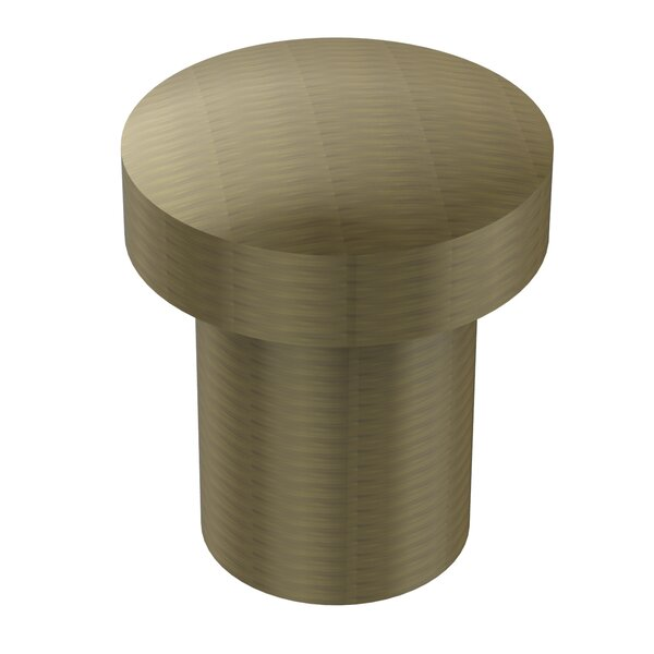 Universal Mushroom Knob by Allied Brass