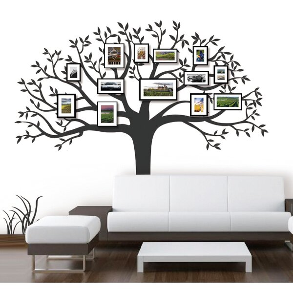 Family PhotoTree Wall Decal by Pop Decors