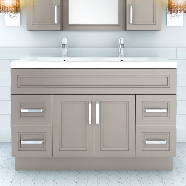 Syble 48 Double Bathroom Vanity