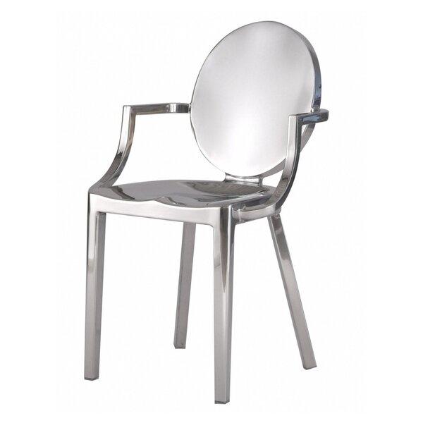 Salazar Dining Chair by Everly Quinn