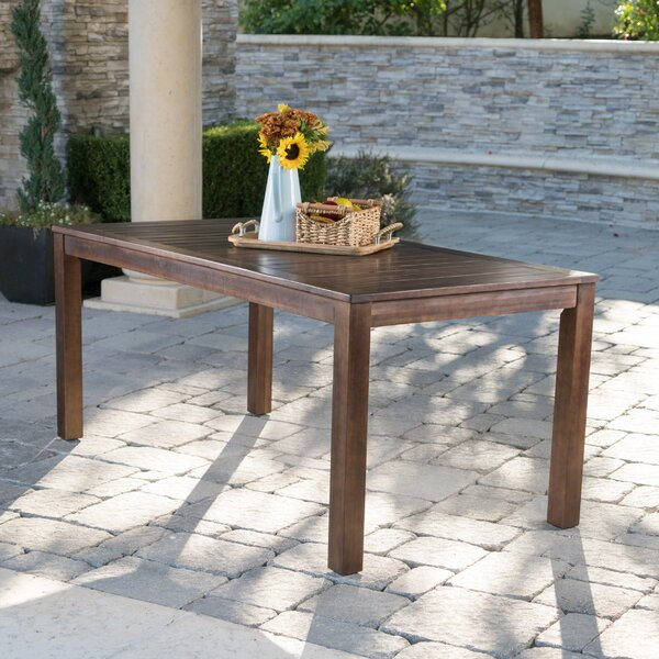Rockefeller Dining Table by Laurel Foundry Modern