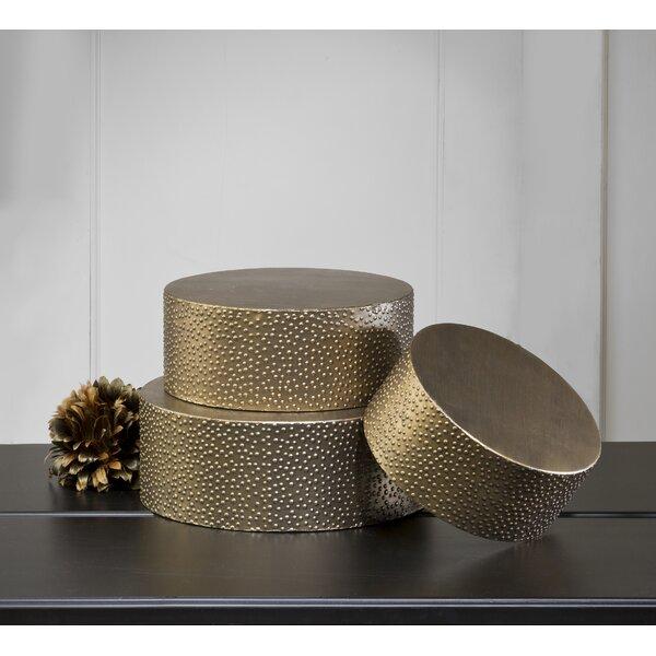 3 Piece Textured Riser Set by Tripar
