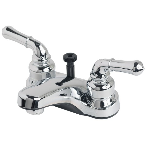 RV Bathroom Centerset Bathroom Faucet by Laguna Brass