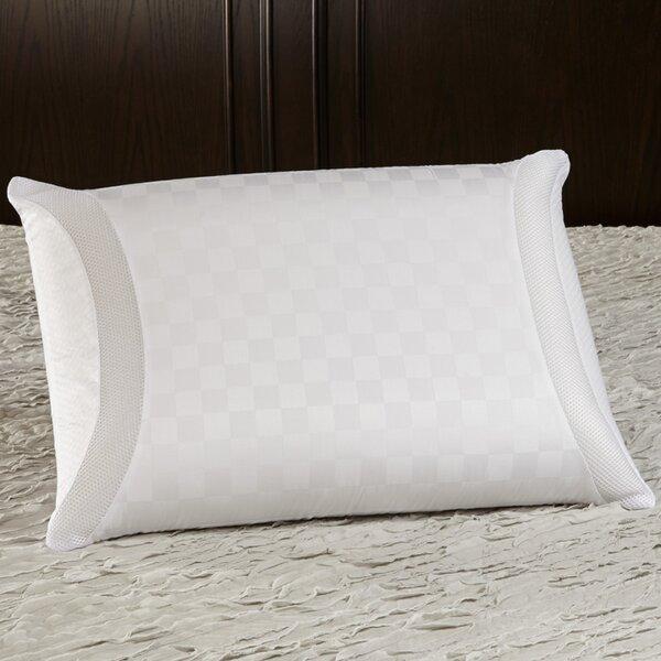 Classic Gel Memory Foam Pillow by Luxury Solutions