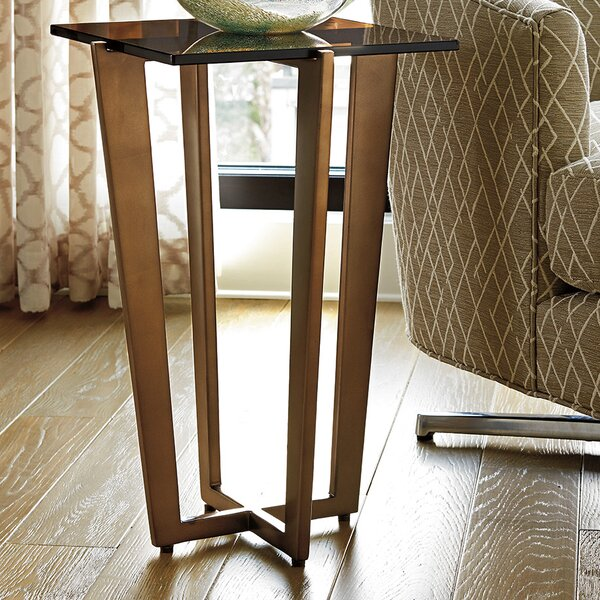 Zavala Vortex End Table by Lexington