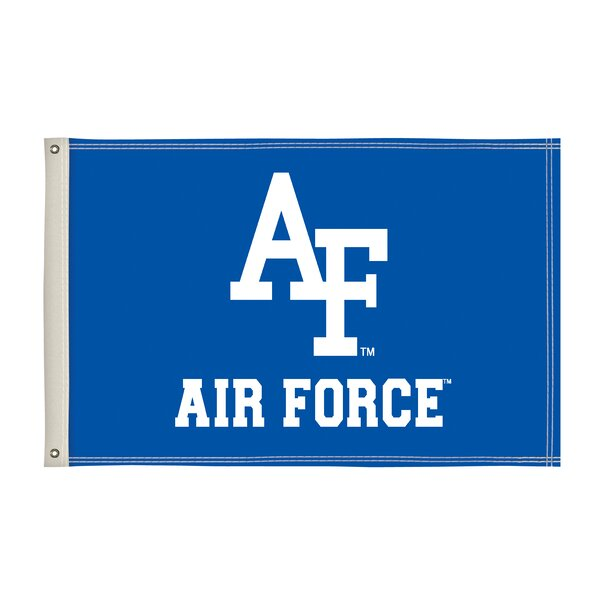 NCAA 2-Sided Polyester 3 x 5 ft. Flag by Victory Corps