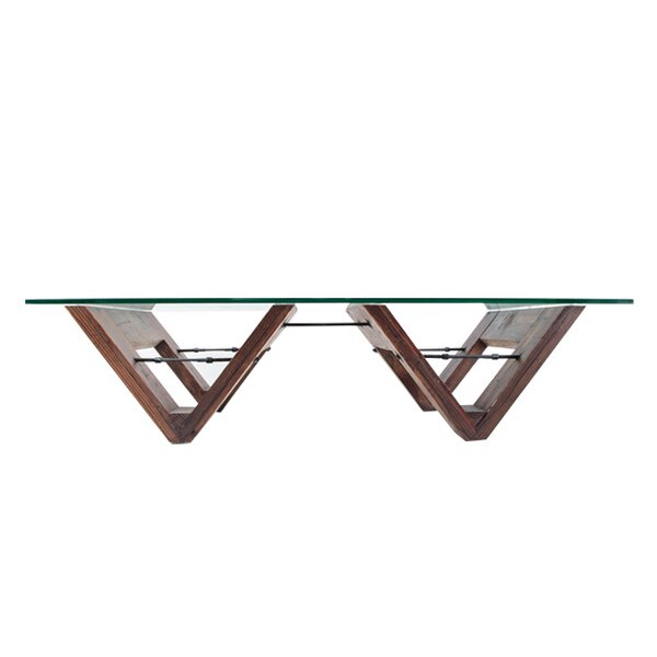 Thomas Bina Albin Coffee Table by Resource Decor