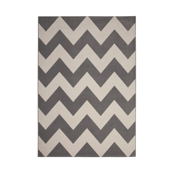 Colesberry Gray/Ivory Area Rug by Ivy Bronx