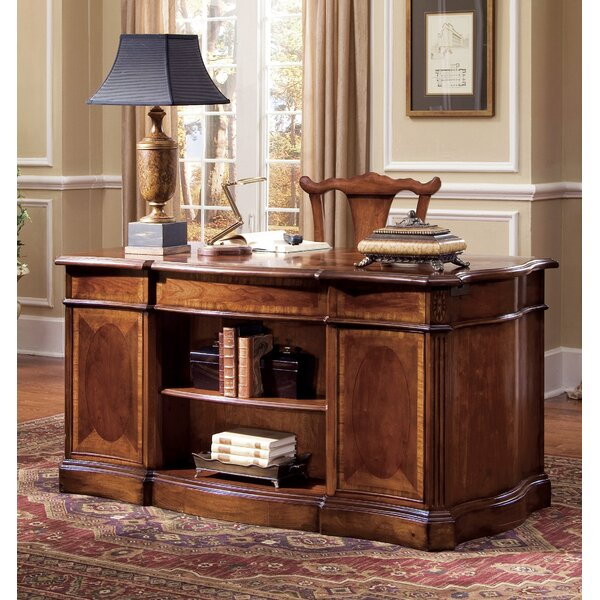 Belle Grove Executive Desk by Hooker Furniture