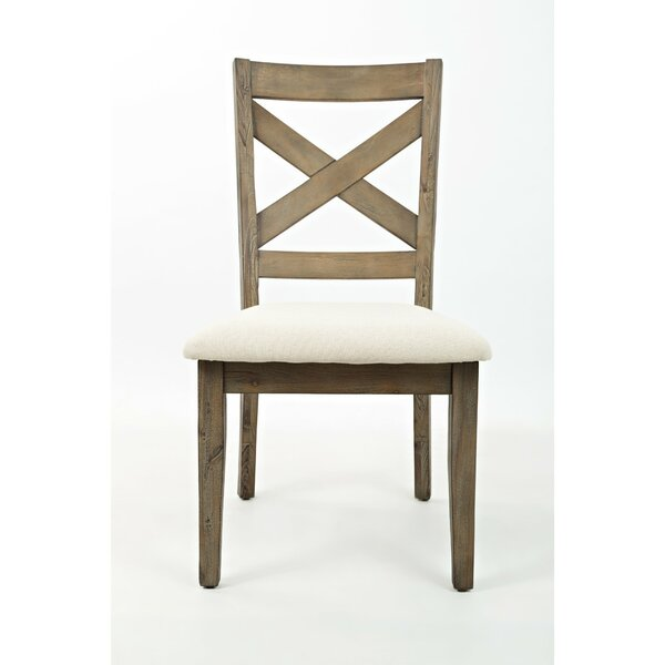 Virgina Solid Wood Dining Chair (Set of 2) by Gracie Oaks