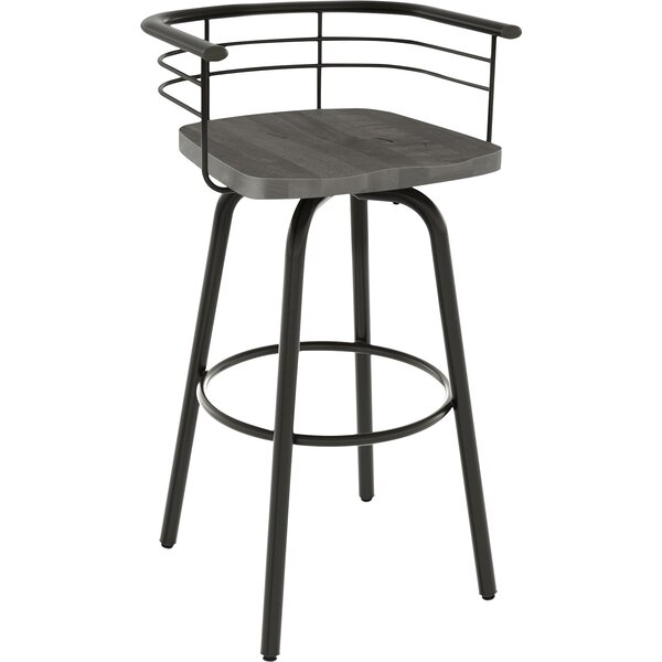 Tungsten 29 Swivel Bar Stool by Trent Austin DesignTungsten 29 Swivel Bar Stool by Trent Austin Design