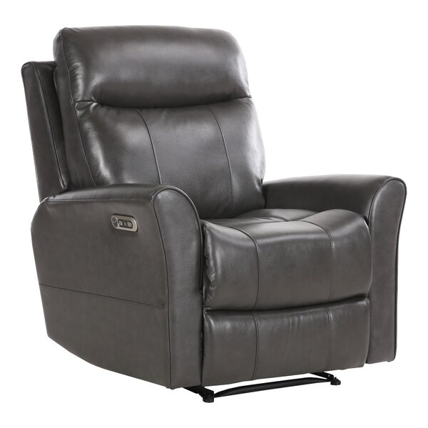 Monier Power Wall Hugger Recliner [Red Barrel Studio]