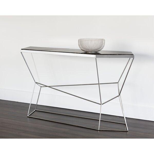 Misti Console Table By Orren Ellis