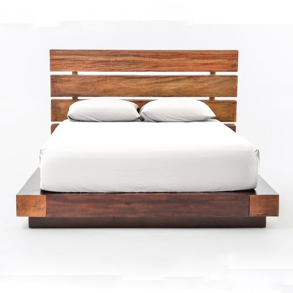 Atrium Platform Bed by Design Tree Home
