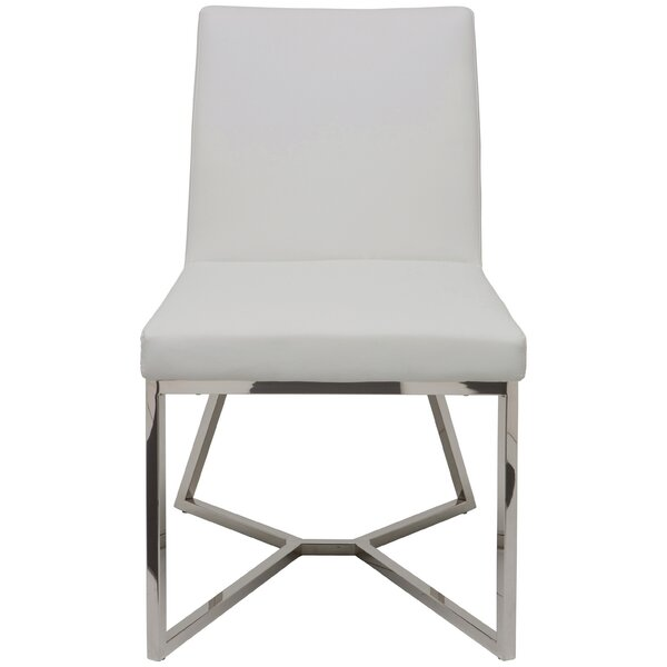 Patrice Upholstered Dining Chair by Nuevo Nuevo