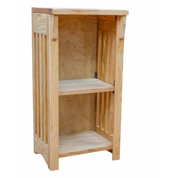 Dumfries Mission Standard Bookcase By Foundry Select