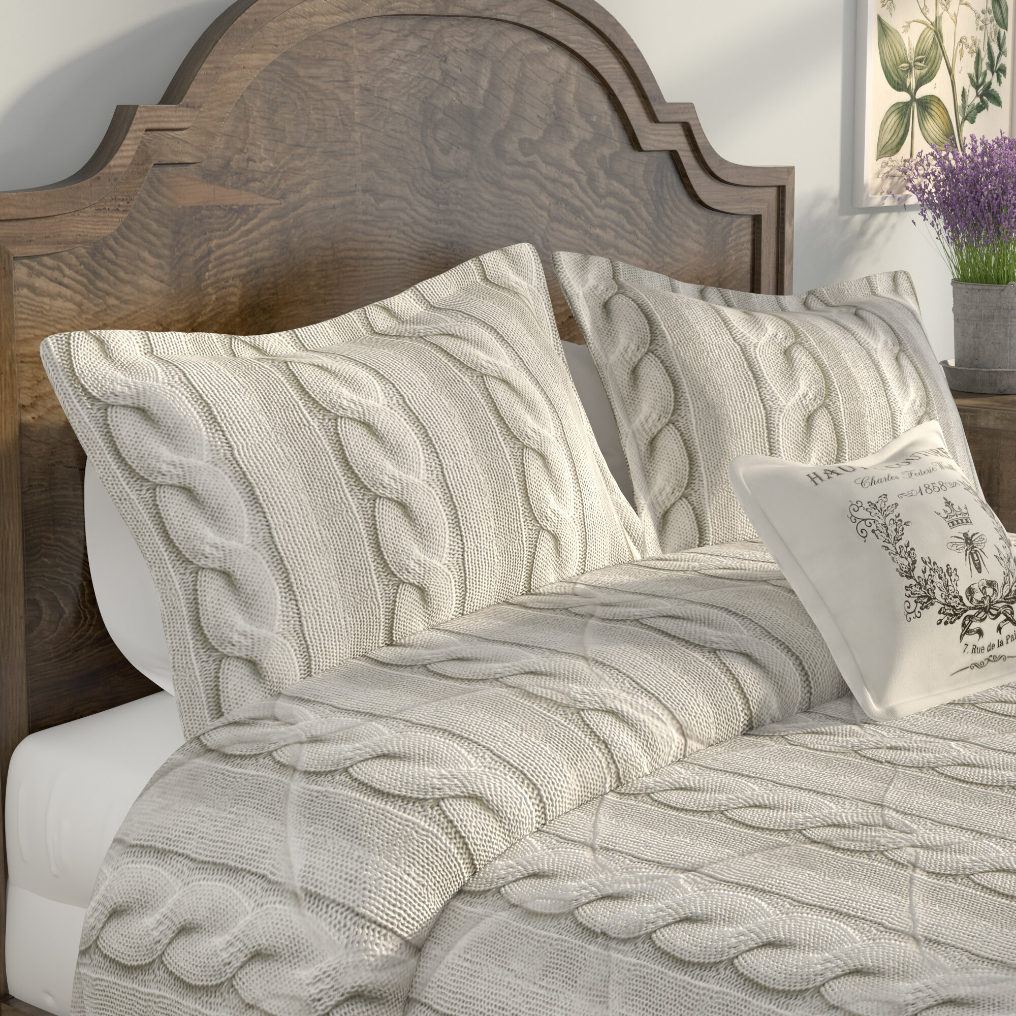 p bedding ecru waterford linens by comforter olivette linen set