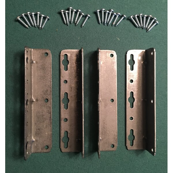 Woods Frame and Pedestal Hardware Kit Waterbed Bladder by Strobel Mattress