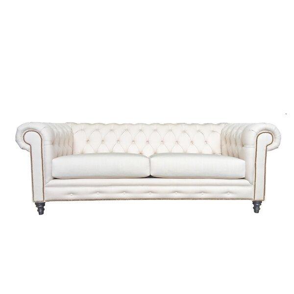 Great Deals Mclaughlin Chesterfield Sofa